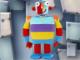 Gear No: 7458  Name: Stripy Plush