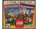 Gear No: 755142120610  Name: 2 Game Collection - PC CD-ROM - Creator and Legoland