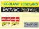Gear No: 760.1stk01  Name: Sticker Sheet for Set 760-1 - (199358)