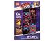 Gear No: 8021452  Name: Watch Set, The Lego Movie 2 Wyldstyle