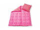 Gear No: 810022  Name: Bedding, Duplo Pink - Junior