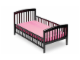 Gear No: 810023  Name: Bedding, Duplo Fitted Sheet, Pink - Junior