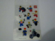 Gear No: 81345  Name: Sticker, Minifigures Sheet, City