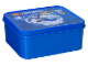 Gear No: 831245  Name: Lunch Box, Ninjago Blue