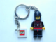 Gear No: 850076  Name: Robber 2 Key Chain with 2 x 2 Square Lego Logo Tile