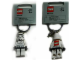 Gear No: 850355a  Name: Stormtrooper Key Chain (with Lego logo on back)