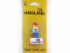Gear No: 850457  Name: Magnet Set, Minifigure I Brick LEGOLAND Male blister pack
