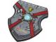 Gear No: 850611  Name: Shield, Legends of Chima Cragger's Shield