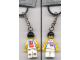 Gear No: 850690  Name: NBA, Clippers 04 with LEGO Logo on Back