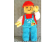 Gear No: 850834  Name: Plush Buddy Figure