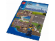 Gear No: 850929  Name: Playmat, LEGO City - Police