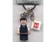 Gear No: 851029  Name: J. Jonah Jameson, Black Suit Torso Key Chain with 2 x 2 Square Lego Logo Tile