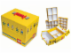 Gear No: 851653  Name: Store and Carry Case, Minifigures Pattern