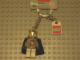Gear No: 851734  Name: King Jayko Key Chain with Lego Logo Tile, Modified 3 x 2 Curved with Hole