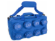 Gear No: 851905  Name: Sports Bag, Brick 2 x 4 with Zippered Studs