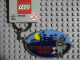 Gear No: 851925  Name: Legoland Hero Metal Key Chain
