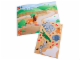 Gear No: 851960  Name: Sticker Sheet, Duplo Zoo Sticker Set 'It's Zoo Time!'