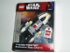 Gear No: 852114  Name: Y-wing Fighter Key Chain (Exclusive Bag Charm)