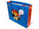 Gear No: 852117  Name: Gift Bag, Lego City Fire