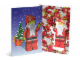 Gear No: 852133  Name: Holiday Greeting Cards, LEGO Santa