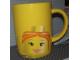 Gear No: 852275  Name: Food - Cup / Mug, Minifigure Head Female Pattern