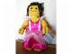 Gear No: 852337  Name: Plush Girl Minifigure