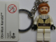 Gear No: 852351  Name: Obi-Wan Kenobi (Clone Wars) Key Chain