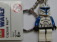 Gear No: 852356  Name: Captain Rex Key Chain