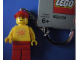 Gear No: 852438  Name: Minifigure Male 40 Years Legoland Billund Key Chain