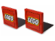 Gear No: 852521  Name: Bookends, Lego Classic