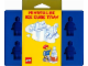 Gear No: 852771  Name: Food - Ice Cube Tray, Minifigure