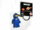 Gear No: 852814  Name: Classic Space Blue Figure Key Chain (...in Space since 1978)