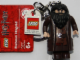 Gear No: 852957  Name: Hagrid Key Chain with Lego Logo Tile, Modified 3 x 2 Curved with Hole