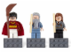 Gear No: 852982  Name: Magnet Set, Minifigures Harry Potter (3) - Harry Potter, Professor Dumbledore, Hermione blister pack