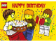 Gear No: 852998bc  Name: Birthday Card - Birthday Kit Pop-up Card