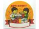 Gear No: 852998stk  Name: Sticker, Happy Birthday, 3D