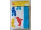 Gear No: 853131  Name: Towel, Signature Minifigures 75 x 150 cm