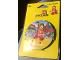 Gear No: 853152  Name: Magnet Flat, Legoland Billund