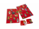 Gear No: 853240  Name: Gift Wrap & Tags, Collectible Minifigures Pattern