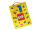Gear No: 853242  Name: Gift Bag, Lego Logo and Mini Models Pattern