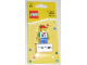 Gear No: 853317  Name: Magnet Set, I Brick New York LEGO Minifigure, Rockefeller Center, New York, NY blister pack