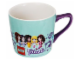 Gear No: 853400  Name: Food - Cup / Mug, Friends Pattern Small