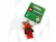 Gear No: 853401  Name: Ninjago Kai ZX Key Chain