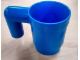 Gear No: 853465  Name: Food - Cup / Mug, Upscaled Mug – Blue