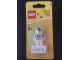 Gear No: 853599  Name: Magnet Set, New York (Apple) LEGO Minifigure, Flatiron, New York, NY blister pack