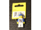 Gear No: 853601  Name: New York Big Apple Minifigure Key Chain, Rockefeller Center LEGO Store, New York, NY