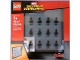 Gear No: 853611  Name: Minifigure Display Frame, Avengers