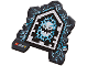 Gear No: 853679  Name: Shield, Nexo Knights Forbidden Power Shield (Thundering Thrash)