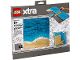 Gear No: 853841  Name: Playmat, xtra - Sea