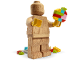 Gear No: 853967  Name: Wooden Minifigure